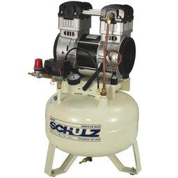 Compressor de Ar Odontológico Silencioso 9PCM 29 Litros 110V CSD 9/30