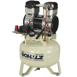Compressor de Ar Odontológico Silencioso 9PCM 29 Litros 220V CSD 9/30