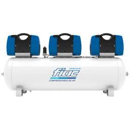 Compressor Odontológico Isento de Óleo 350 Litros 36PCM 220V - Airmax 36.350