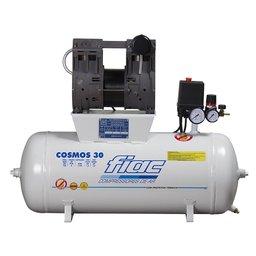 Compressor Odontológico Isento de Óleo 30 Litros 6PCM 110V