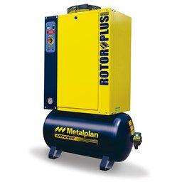 Compressor de Ar de Parafuso 15hp 9Bar Trifásico 55,9PCM 152 Litros 220V