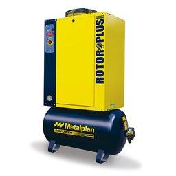 Compressor de Ar de Parafuso 15hp 7,5Bar Trifásico 61,4PCM 152 Litros 380V