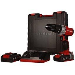 Parafusadeira/ Furadeira de Impacto 1/2 Pol. com 2 Baterias 18V 2,0 Ah e Carregador Bivolt