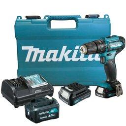 Kit Furadeira/ Parafusadeira de Impacto 12V MAKITA-HP333DWYE + Bateria Max 4.0 Ah BL1041B