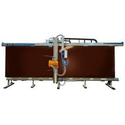 Seccionadora Vertical 220mm 1500 x 5000 mm Trifásico 3CV