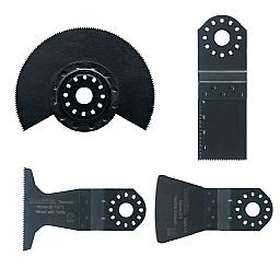 Kit de Lâminas para Piso da Multicortadora com 4 Peças