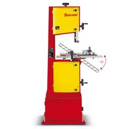 Máquina Serra Fita Vertical para Madeira 235 x 345mm Motor Monofásico 220V