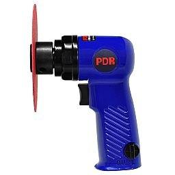 Lixadeira Pneumática 5 Pol. 18000RPM com 3 Bases para Lixas