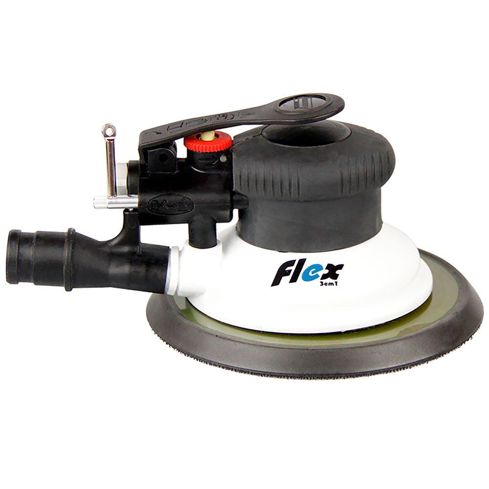 Lixadeira Flex Multifuncional 6 Pol. 84,9mm 209W