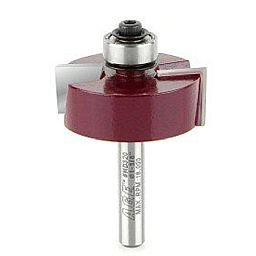 Fresa para Rebaixo com Rolamento 31,8mm para Tupia Manual