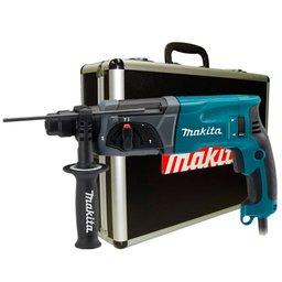 Martelete Rotativo e Rompedor SDS Plus 24mm 15/16 Pol. 2,7J 800W  com Maleta Metálica