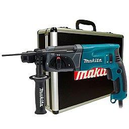 Martelete Rotativo e Rompedor SDS Plus 24mm 15/16 Pol. 2,7J 800W 220V com Maleta Metálica