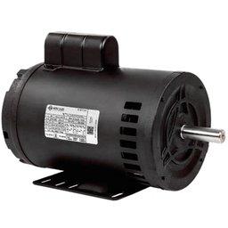 Motor Elétrico 3CV Monofásico 2 Polos 110/220V para Compressor