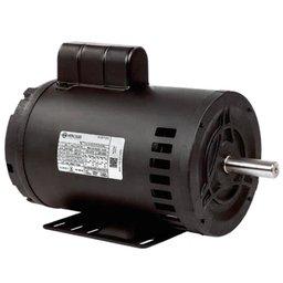 Motor Elétrico 2CV Monofásico 2 Polos 110/220V para Compressor