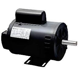Motor Elétrico Monofásico Aberto 1/2HP 4P IP-21 110/220V