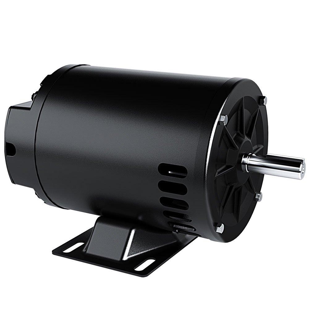 Motor Elétrico de Indução Trifásico de Gaiola 0,50CV 4P IP-21 220/380V