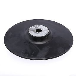 Disco de Borracha Flexível Para Politriz 180mm