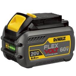 Bateria Li-Ion Flexvolt Max 20/60V 6,0Ah