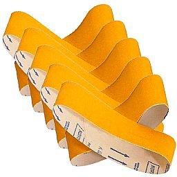 Conjunto de Lixa para Lixadeira de Cinta 610 x 100mm Grão 80 com 10 Unidades