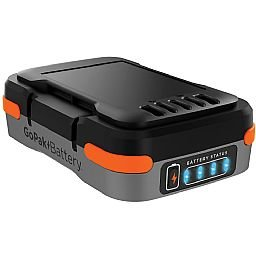 Bateria Gopak PowerBank 12V com Entrada USB