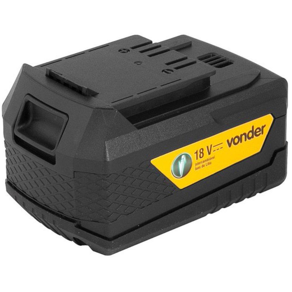 Bateria Íons de Lítio IBV1804 18V 4Ah para Linha Intercambiável