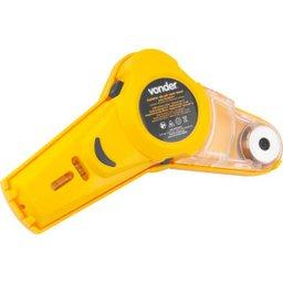 Coletor de pó com laser para furadeira