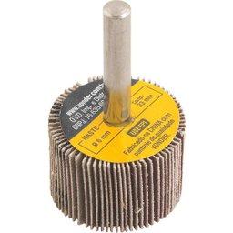 Roda de lixa 30 mm x 20 mm com haste, grão 220, VONDER