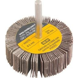 Roda de lixa 60 mm x 20 mm com haste, grão 220 VONDER