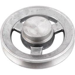 Polia de Alumínio 1 Canal A 120 mm