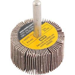Roda de lixa 40 mm x 20 mm com haste, grão 220 VONDER