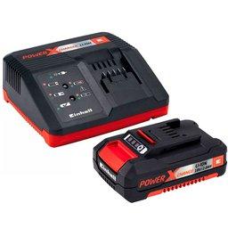 Kit Bateria Power X-Change 18V 2,0Ah Íons de Lítio + Carregador 3,0Ah Bivolt