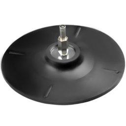 Disco de Borracha de 5 Pol. para Esperilhadeira com Furo de 1/4 Pol.