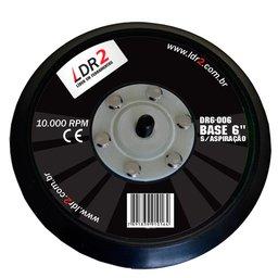 Base 6 Pol. para Lixadeira Roto Orbital sem Aspiração