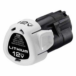 Bateria de Lítio Íon 12 Volts 1,5A MAX P LD112 Bivolt