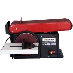 Lixadeira Combinada de Bancada 350W 110V