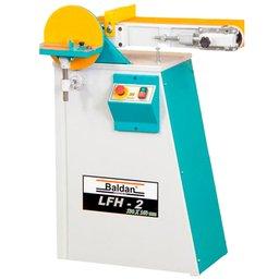 Lixadeira de Fita para Madeiras e Metais Monofásico 1CV 220V