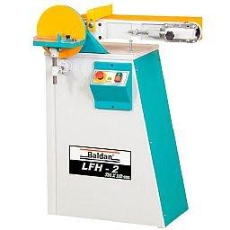 Lixadeira de Fita para Madeiras e Metais Trifásico 1CV 220V