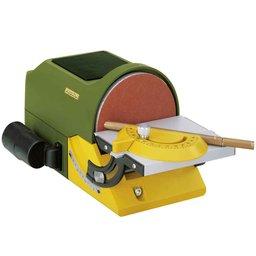 Microlixadeira de Disco de Bancada para Madeira 140W 220V TG125 E