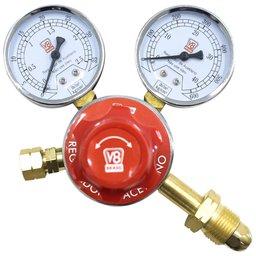 Regulador de Pressão para Cilindro de Acetileno