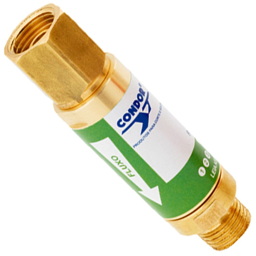 Válvula Corta Fogo Oxigênio para Maçaricos