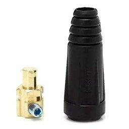 Conector Solda Cabo Er Macho 13mm