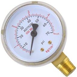 Manômetro para Cilindro de Acetileno