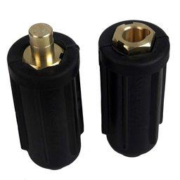 Conector com Capa de Borracha 500A - CG 500