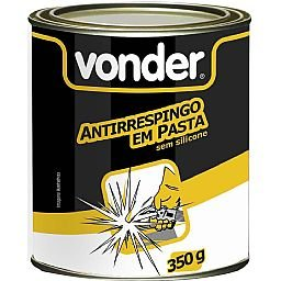 Antirrespingo em Pasta sem Silicone para Solda 350g