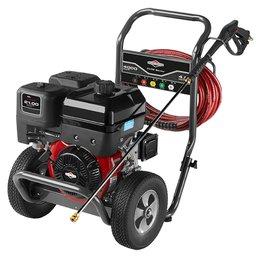 Lavadora de Alta Pressão 4000 PSI à Gasolina com Rodas