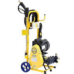 Lavadora de Alta Pressão Motor WEG 1.0 CV 11Litros/Min 420 Libras Mono