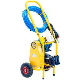 Lavadora de Alta Pressão 5CV Motor WEG 500Lbs 45L/min Trifásico 220V INMETRO