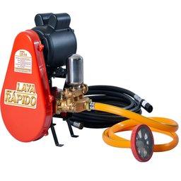 Lavadora de Alta Pressão LR-14  Motor WEG 1.0CV 14Litros/Min. 320 Libras Mono Bivolt