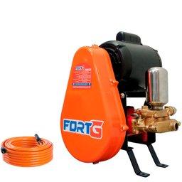 Lavadora de Alta Pressão Motor WEG 3CV 450 Libras 28L/min Mono 110/220V sem Carrinho
