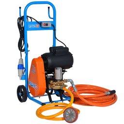 Lavadora de Alta Pressão Motor WEG 3CV 420 Libras 28L/min Mono 110/220V com Carrinho